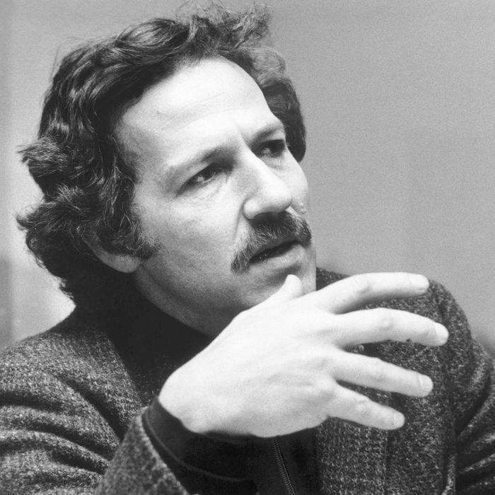 The Film-Maker Werner Herzog In Stockholm In 1977