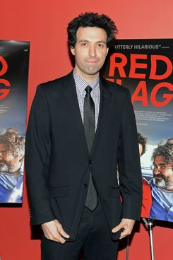 "Writer and director Alex Karpovsky attends ""Red Flag"" New York Screening at Sunshine Landmark on February 20, 2013 in New York City."