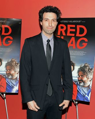 Writer and director Alex Karpovsky attends