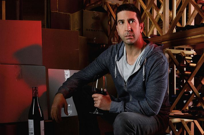 David Schwimmer as Tommy Moran; single - Feed the Beast, Season 1, Gallery _ Photo credit: Frank Ockenfels/AMC