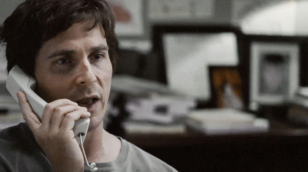 Christian Bale On The Big Short