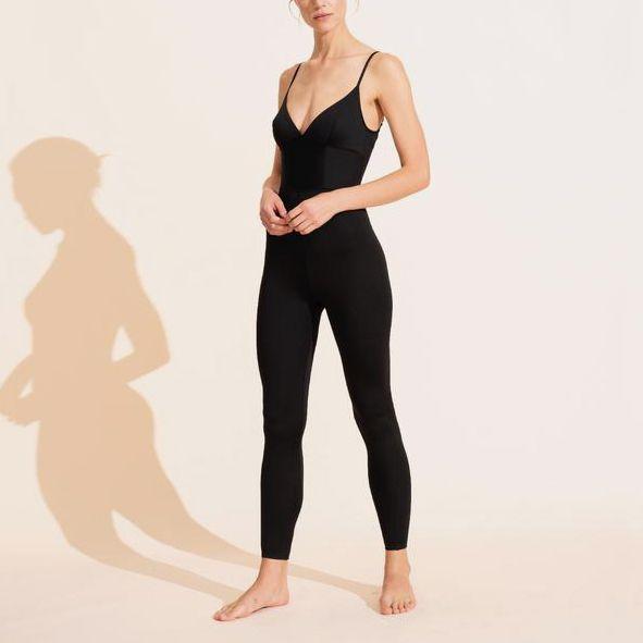 Ilona Bodysuit - Black