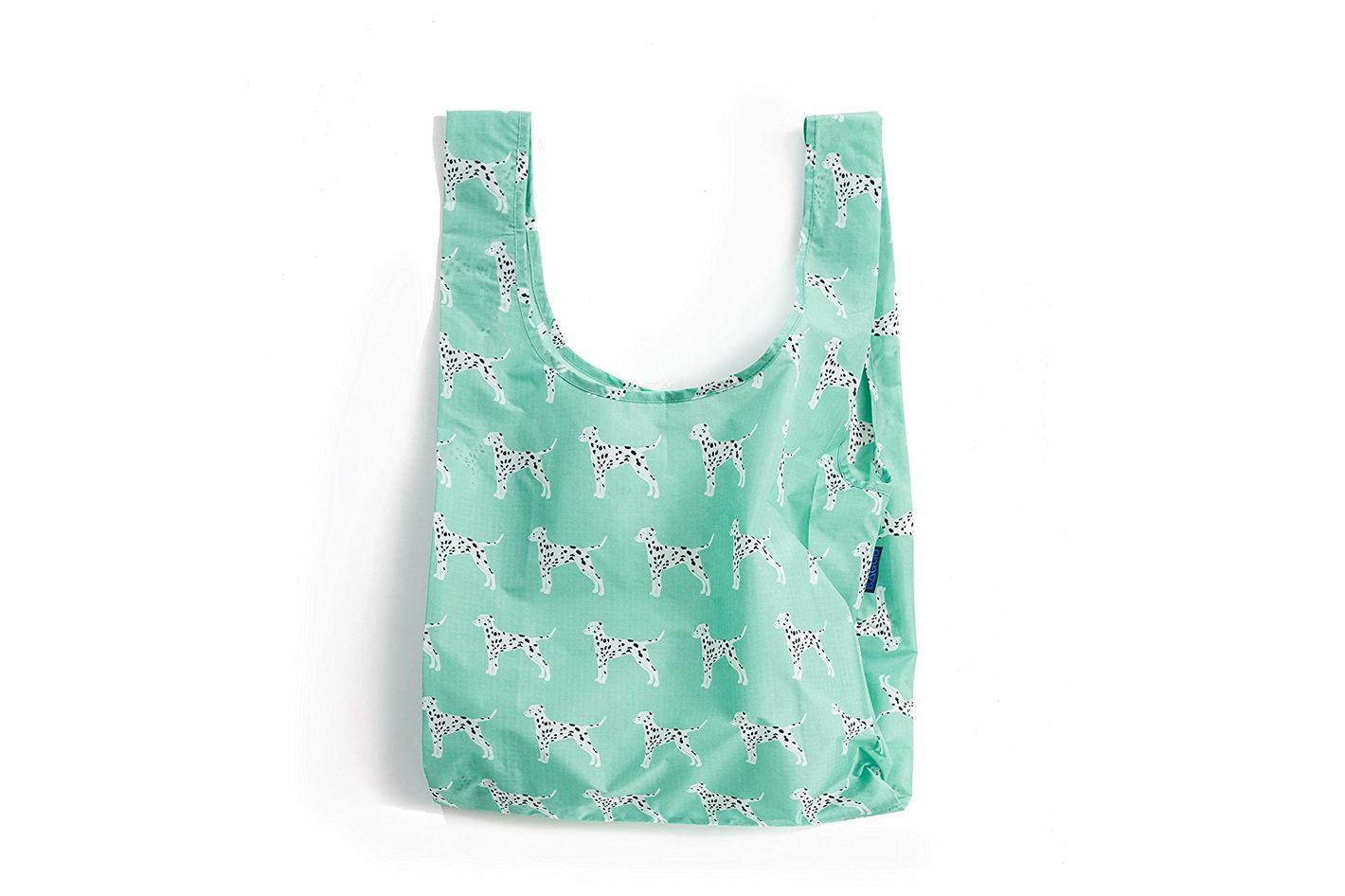 Baggu Standard Reusable Shopping Bag — Dalmatian