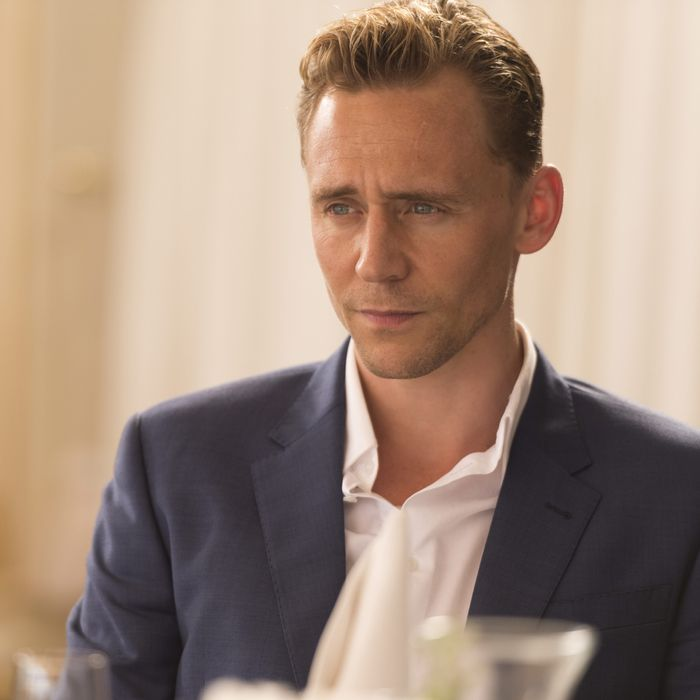 Tom Hiddleston as Jonathan Pine; single- The Night Manager _ Season 1, Episode 4- Photo Credit: Des Willie/AMC