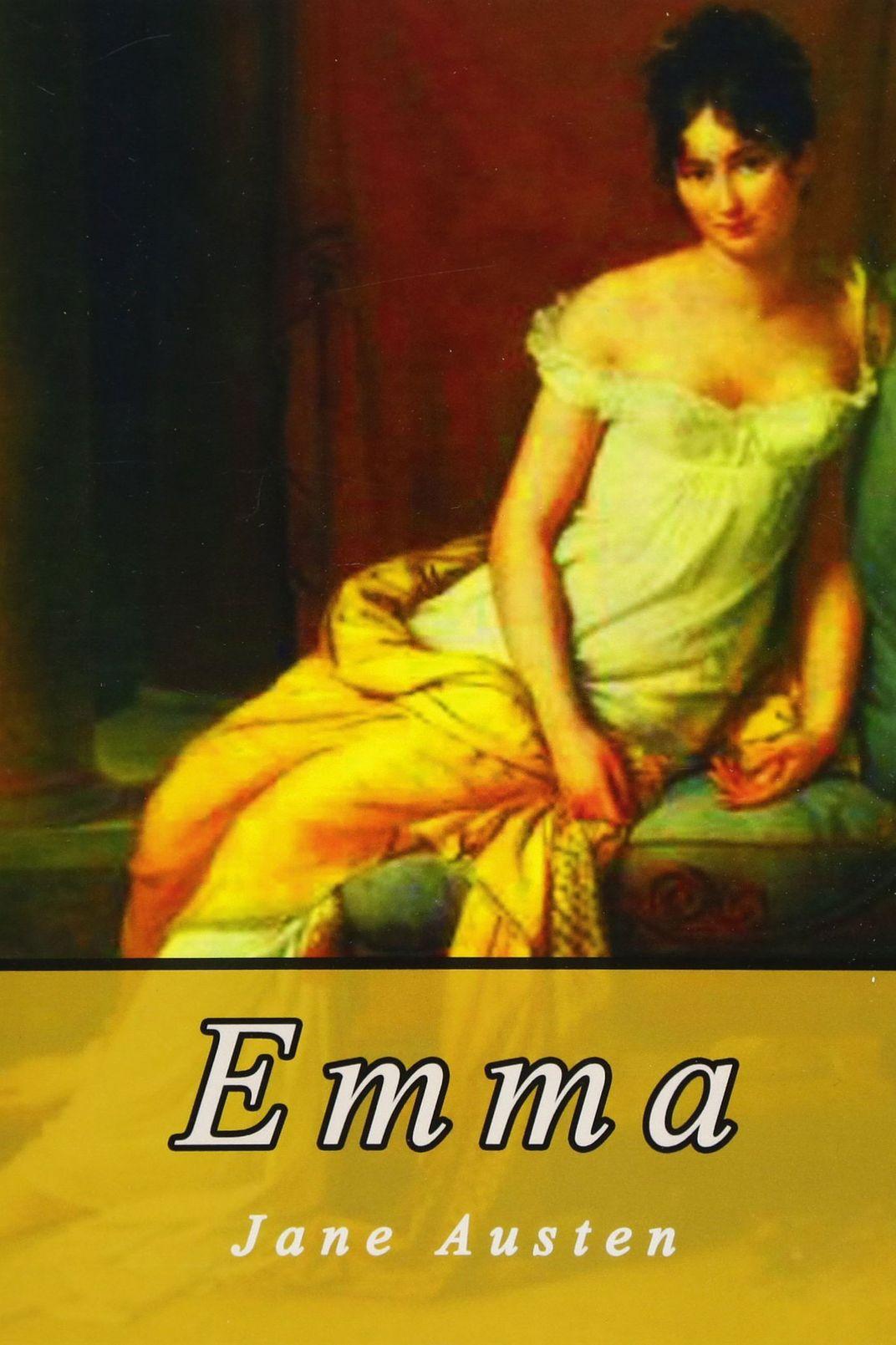 <em>Emma</em> by Jane Austen