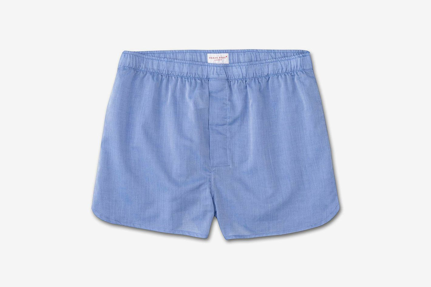 Derek Rose Men's Modern Fit Cotton Boxer Shorts