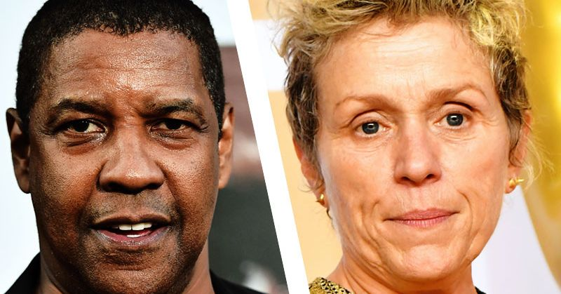 Denzel, Frances, and One of Two Coens Are Making Macbeth for A24