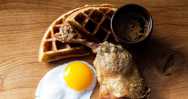 London's Duck & Waffle Opening First U.S. Outpost Near Bryant Park