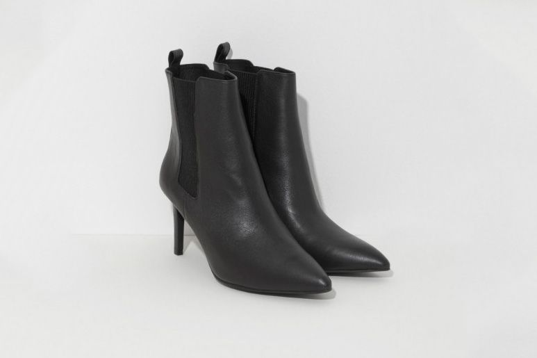Intentionally Blank Ankle Boots