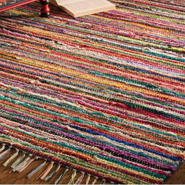 Indian Arts Rag Rug