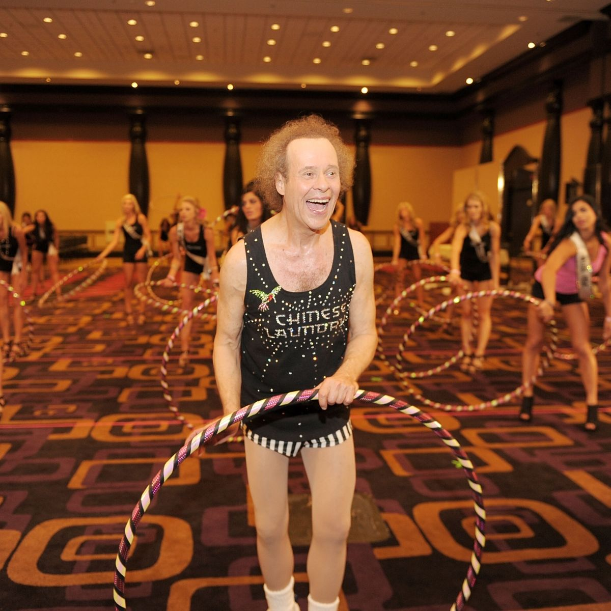 Judge Says Richard Simmons Tracking Lawsuit Can Move Forward