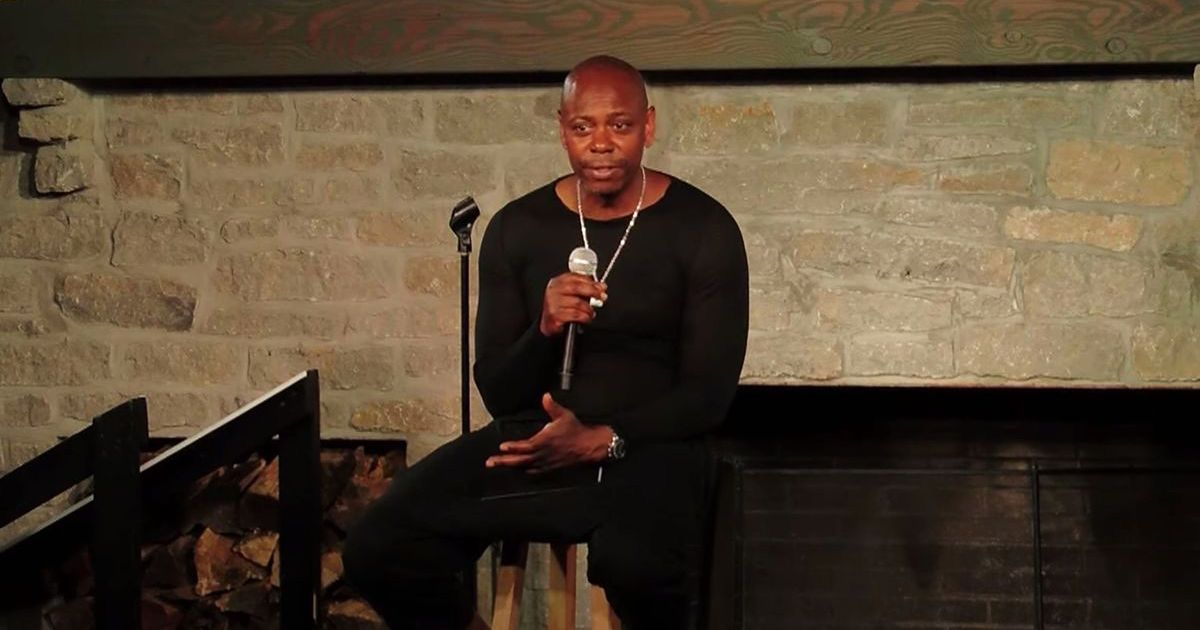 Is Dave Chappelle Shooting Another Netflix Special?