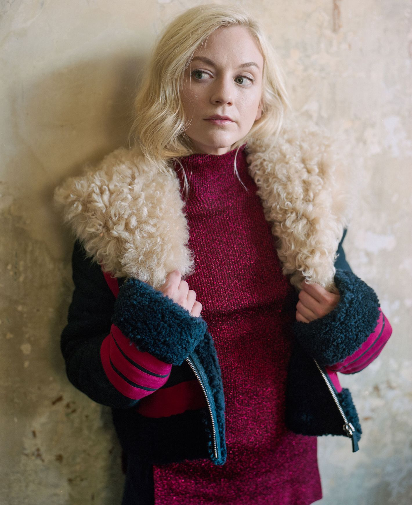 fe8deb17b72fb Emily Kinney on Conviction and Life After The Walking Dead