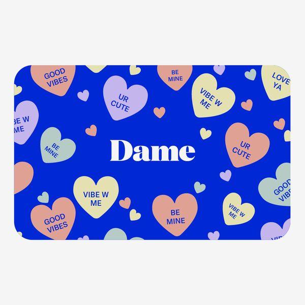 Dame E–Gift Card