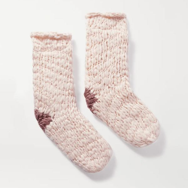 Eberjey The Scout Knitted Slipper Socks
