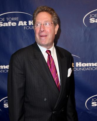 John Sterling== JOE TORRE SAFE AT HOME FOUNDATION'S Sixth Annual Gala Event== Pier Sixty, Chelsea Piers, New York== November 7, 2008== ?Patrick McMullan== Photo-JIMI CELETE/patrickmcmullan.com==