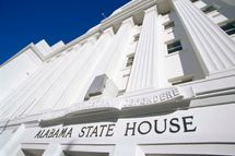 Alabama State House Building