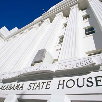 Alabama State House Building