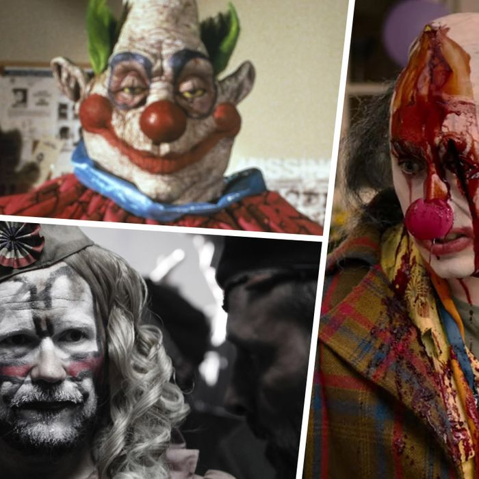 11 Killer Clown Movies To Watch This Month If You Dare