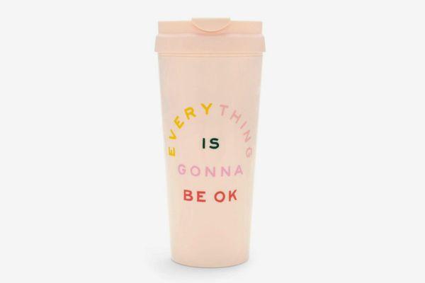 Ban.do Everything Is Gonna Be Ok Hot Stuff Thermal Mug