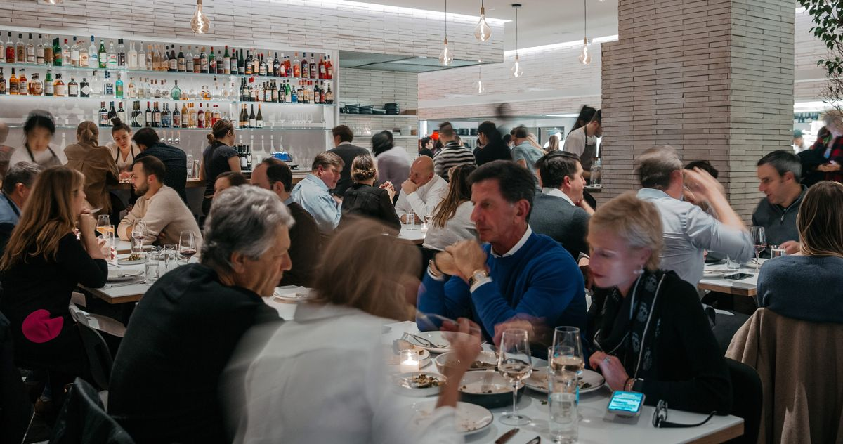 Indoor Dining Can Begin in New York City This Friday - Grub Street