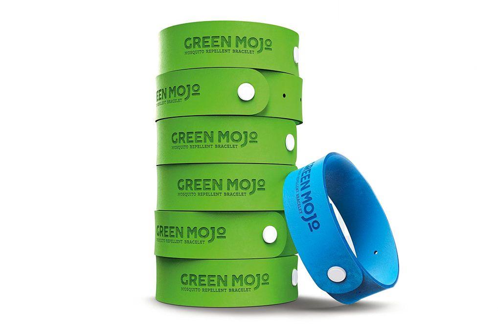 Green Mojo Mosquito Repellent Bracelet
