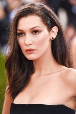 Bella Hadid will professionally sell Dior makeup.