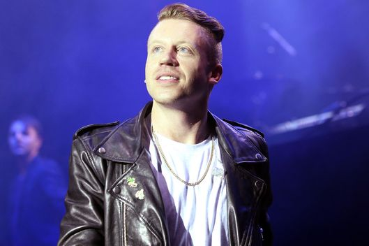 Macklemore & Ryan Lewis Concert - Los Angeles, CA