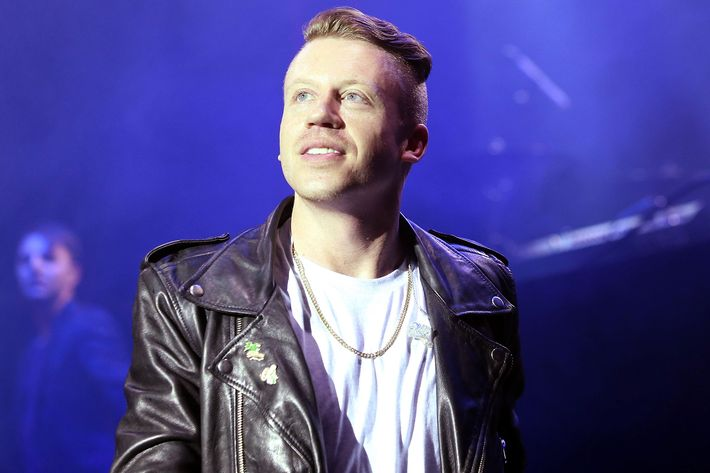 Macklemore, are you my boyfriend from freshman year?