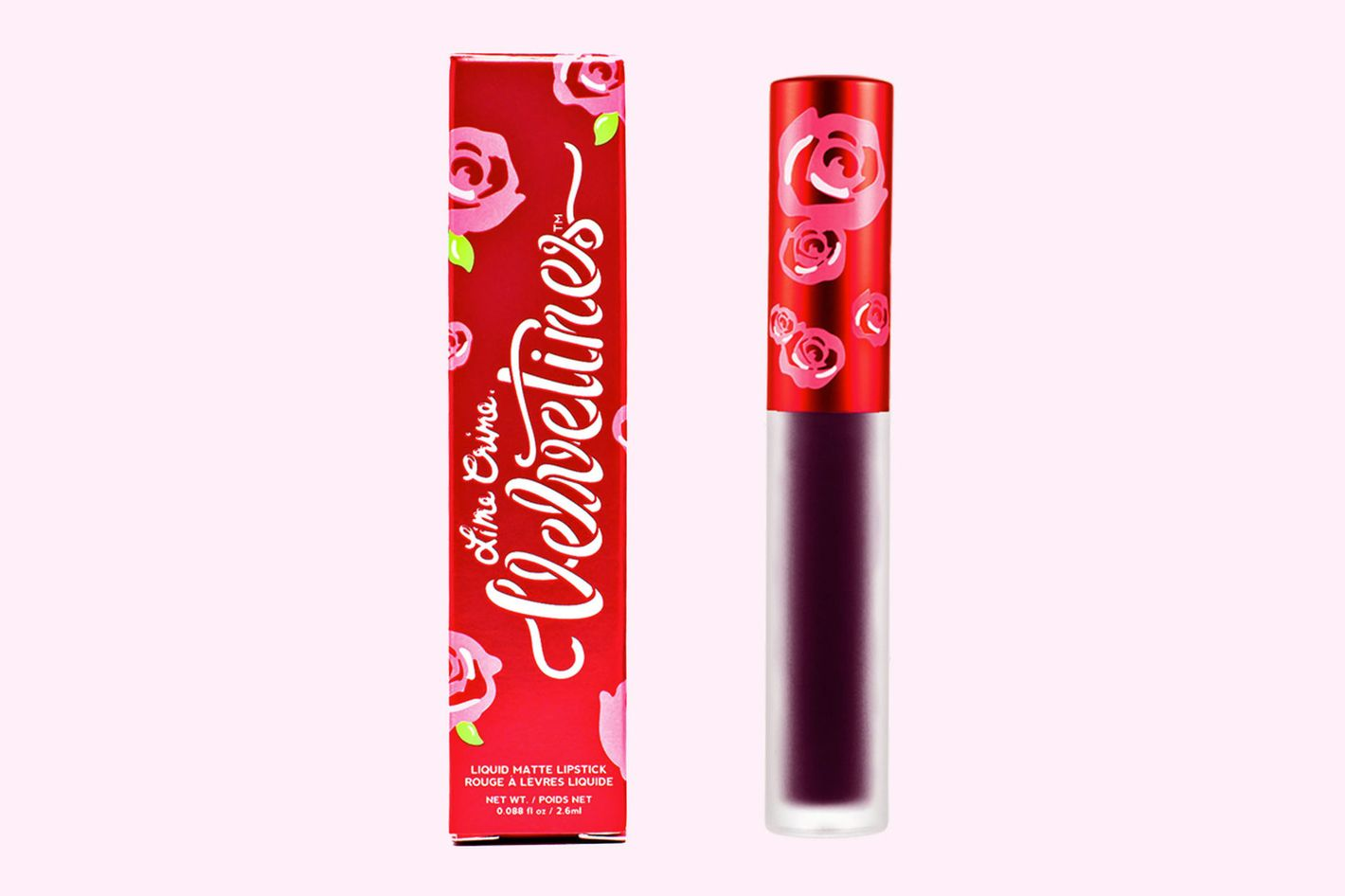 Lime Crime Velvetine Lipstick in Bloodmoon