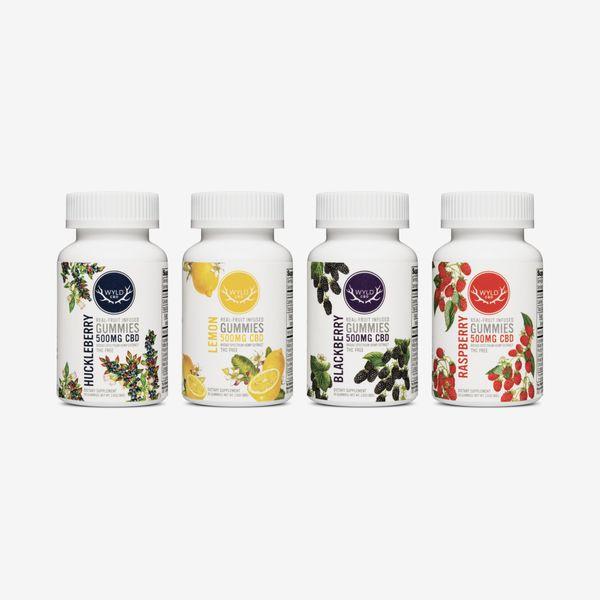 WYLD CBD Variety Pack, 25 mg