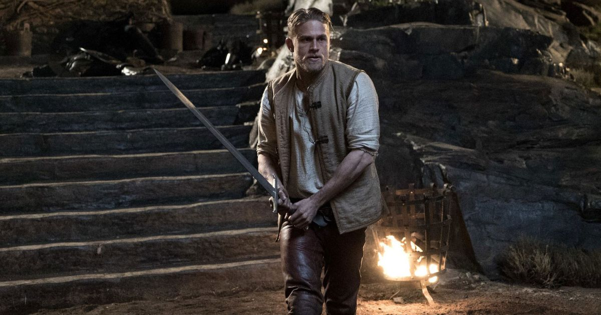 King Arthur Was the Summer's First Flop. What Happened?