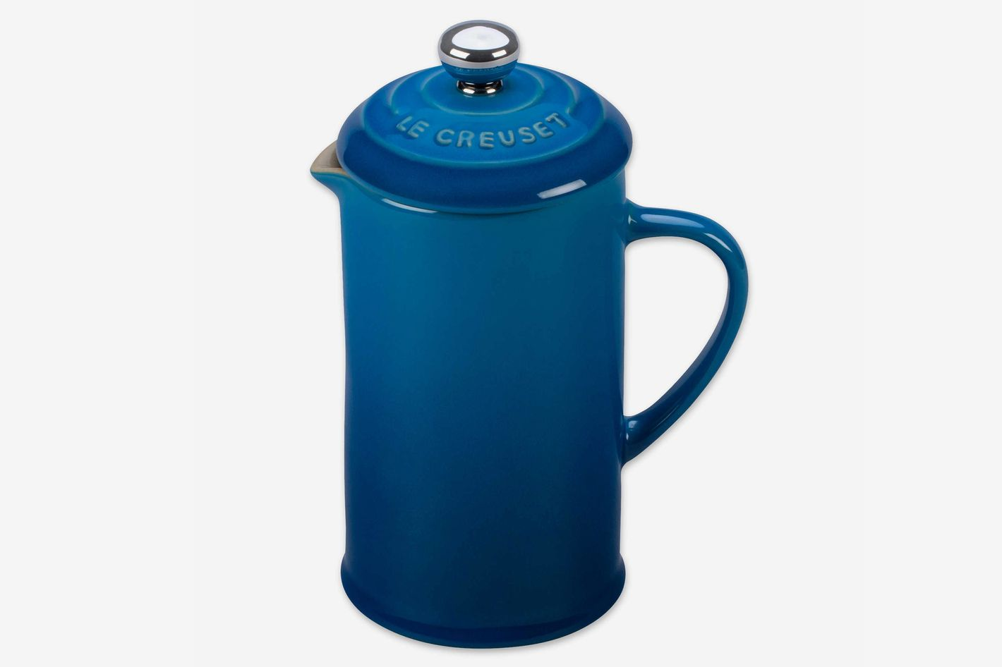 Le Creuset 12 oz. French Press in Marine