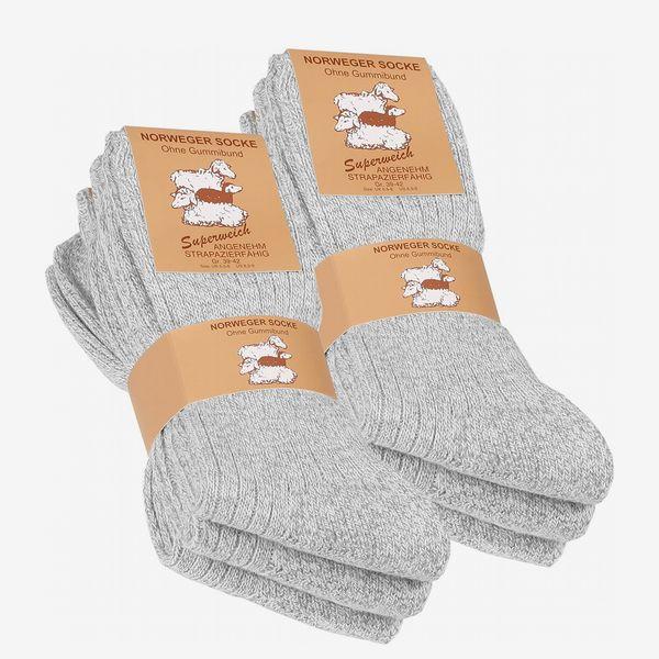 Norwegian Winter Socks
