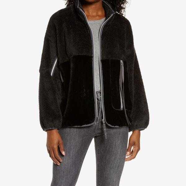UGG Marlene Faux-Fur Jacket