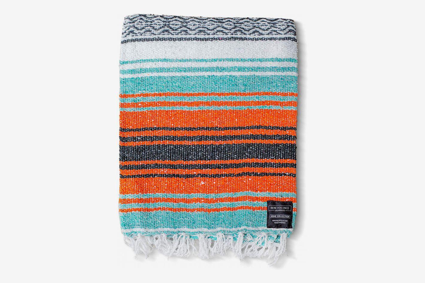 Benevolence LA Mexican Beach Blanket