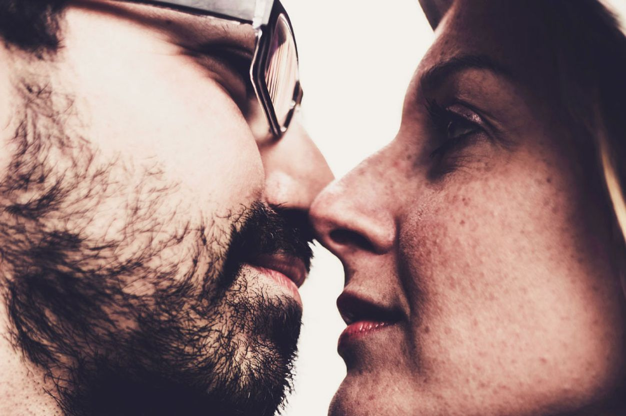 Lessons With the 60-Year-Old Kissing Expert