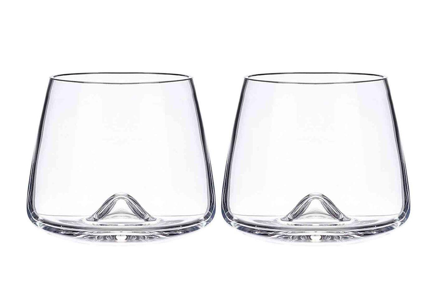 Normann Copenhagen Whiskey Glasses, Set of Two