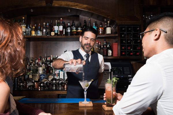 The Veteran Bartender Whose New Pub Is an Ode to New York Authenticity
