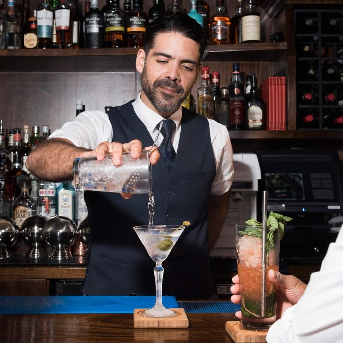 Giuseppe González has worked in basically every fantastic cocktail bar in New York.