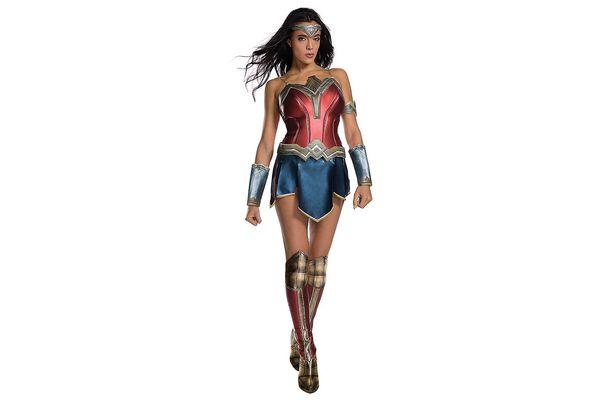 DC Comics Adult Wonder Woman Costume