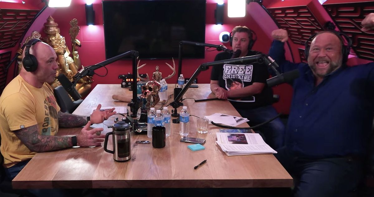 Should Spotify Be Responsible for What Joe Rogan Does?