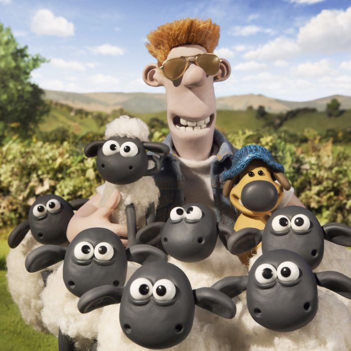 Shaun The Sheep Is A Silly Kids Movie With More Wisdom Than Most Adult Movies