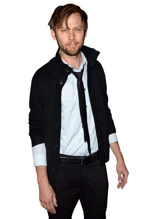 "LOS ANGELES, CA - FEBRUARY 13:  Actor Jimmi Simpson arrives at the special screening of Netflix's ""House of Cards"" Season 2 at the Directors Guild of America on February 13, 2014 in Los Angeles, California.  (Photo by Jason Merritt/Getty Images)"