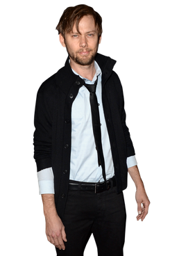 """LOS ANGELES, CA - FEBRUARY 13:  Actor Jimmi Simpson arrives at the special screening of Netflix's """"House of Cards"""" Season 2 at the Directors Guild of America on February 13, 2014 in Los Angeles, California.  (Photo by Jason Merritt/Getty Images)"""