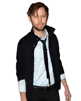 LOS ANGELES, CA - FEBRUARY 13: Actor Jimmi Simpson arrives at the special screening of Netflix's
