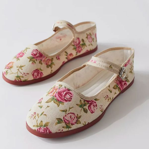 UO Floral Mary Jane