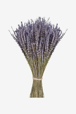 June Fox Dried Lavender Flower Stems