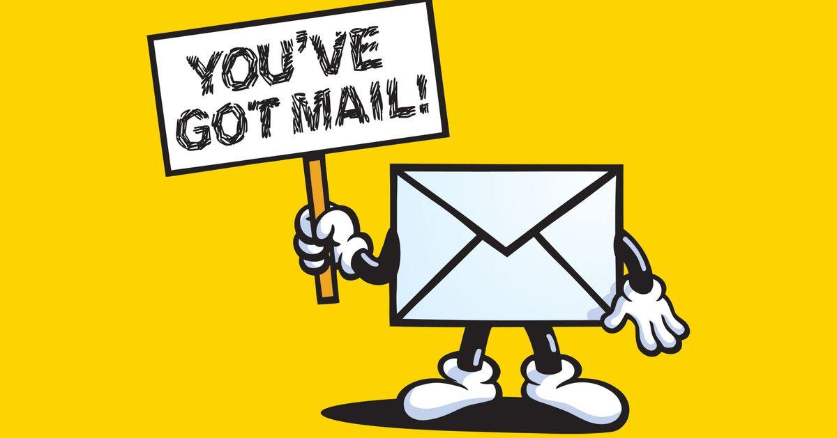 Image result for you've got mail