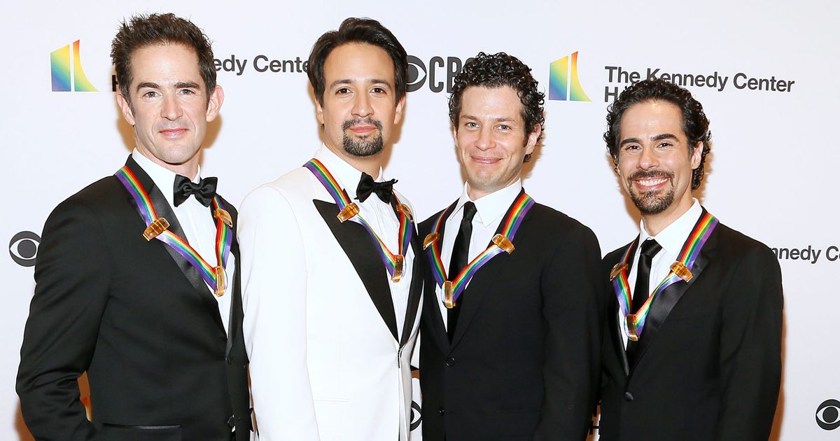 Kennedy Center Honors 2018 Celebrate Hamilton, Cher, Others